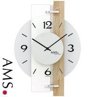 Nástěnné hodiny AMS 9557
