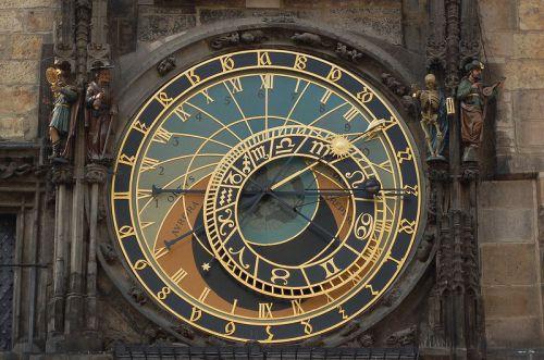 pražský orloj Staroměstské náměstí