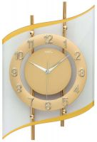 Nástěnné hodiny designové AMS 5505