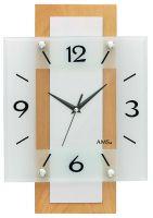 Nástěnné hodiny AMS 5507