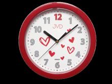 Nástěnné hodiny do dětského pokoje JVD HP612.D3