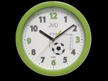 Nástěnné hodiny do dětského pokoje JVD HP612.D4