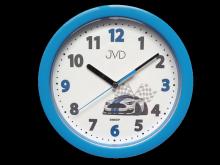 Nástěnné hodiny do dětského pokoje JVD HP612.D5