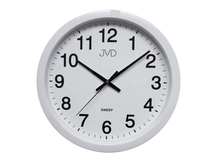 Hodiny JVD sweep HP611.1