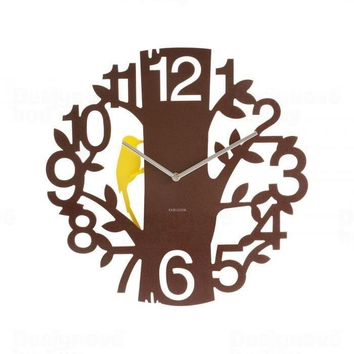 Design hodiny Karlsson 5393BR