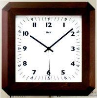 Nástěnné hodiny 1.4318.7, 1.4319.1 dřevěné