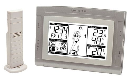 La Crosse Technology Meteostanice La Crosse Techology WS 9711-IT