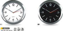 Kovové nástěnné hodiny M2711 - SA, SB