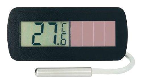 Teploměr digitální solární vestavný SLT-10.1 s tepelným čidlem