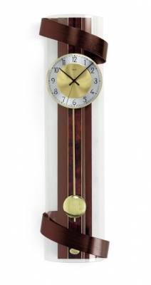 Rádiem řízené kyvadlové hodiny AMS 5202/18, 5202/1 5202/1