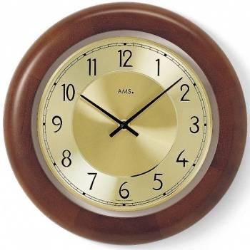 Diamantini&Domeniconi Nástěnné hodiny dřevěné AMS 9063/18, 9063/1 AMS 9063/1
