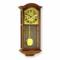 Mechanické kyvadlové hodiny AMS 650/4 dub