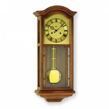 Mechanické kyvadlové hodiny AMS 650/4 dub, pendlovky