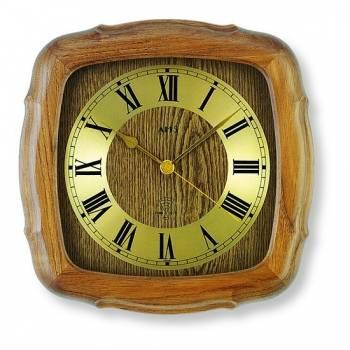 Nástěnné hodiny řízené rádiem AMS 5932/4