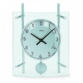 Stolní hodiny - pendlovky AMS 137, 135 AMS 137