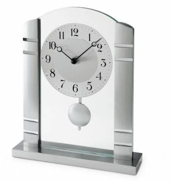 Stolní hodiny AMS 1118, 1117 kyvadlové AMS 1118