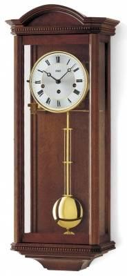 Moderní mechanické kyvadlové hodiny AMS 663/9 třešeň, 663/1 ořech AMS 663/1