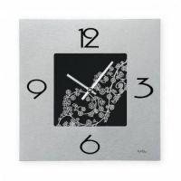 Moderní nástěnné hodiny AMS 9252