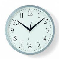 Nástěnné hodiny AMS 5824 řízené rádiovým signálem
