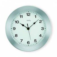 Nástěnné hodiny AMS 5838 řízené rádiovým signálem