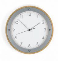 Nástěnné hodiny AMS 5846 rádiem řízené