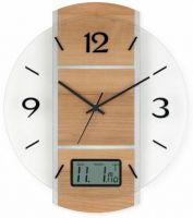 Rádiem řízené nástěnné hodiny AMS 5915