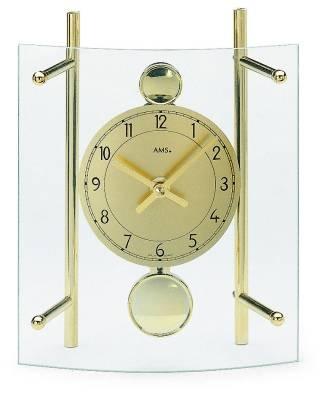 Stolní hodiny kyvadlové AMS 139