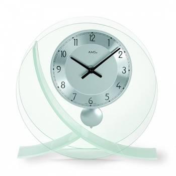 Stolní hodiny - pendlovky AMS 161
