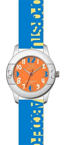 Dětské hodinky JVD J7052.1.0, J7052.2.1, J7052.3.2 J7052.1.0