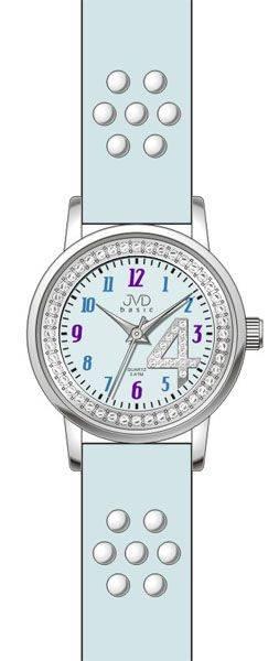 Dětské hodinky JVD J7035.1.9, J7035.2.0, J7035.3.1, J7035.4.2 J7035.1.9
