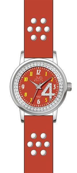 Dětské hodinky JVD J7035.1.9, J7035.2.0, J7035.3.1, J7035.4.2 J7035.3.1