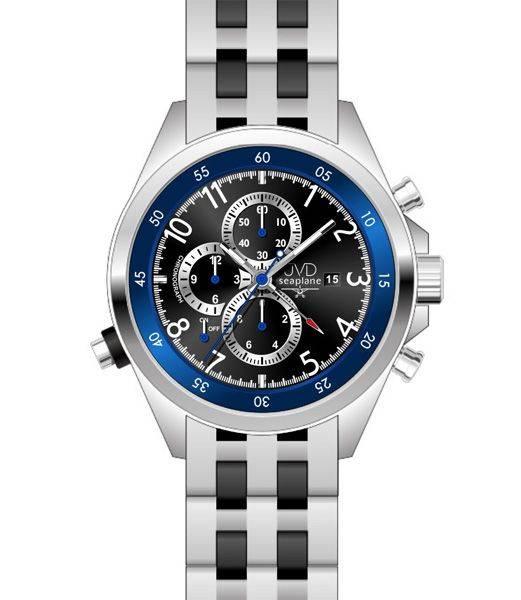 Luxusní pánské hodinky JVD JS13.2.0, JS13.1.1 JS13.2.0