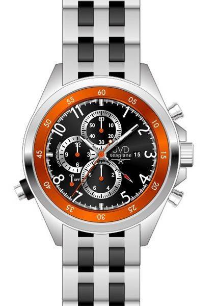 Luxusní pánské hodinky JVD JS13.2.0, JS13.1.1 JS13.1.1