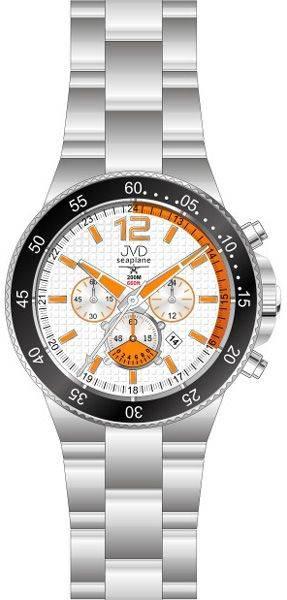 Luxusní pánské hodinky JVD JS17.1.2, JS17.3.3, JS17.4.4 JS17.1.2