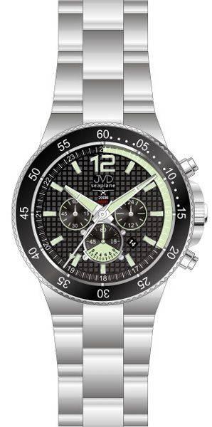 Luxusní pánské hodinky JVD JS17.1.2, JS17.3.3, JS17.4.4 JS17.4.4