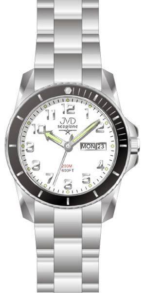 Luxusní pánské hodinky JVD JS16.1.7, JS16.2.8, JS16.3.9 JS16.1.7