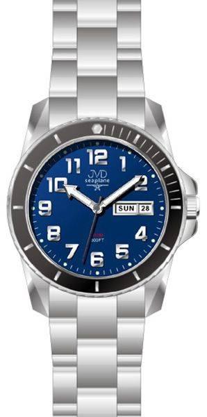 Luxusní pánské hodinky JVD JS16.1.7, JS16.2.8, JS16.3.9 JS16.2.8
