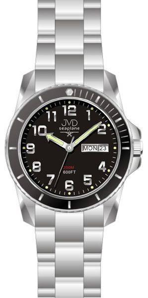 Luxusní pánské hodinky JVD JS16.1.7, JS16.2.8, JS16.3.9 JS16.3.9