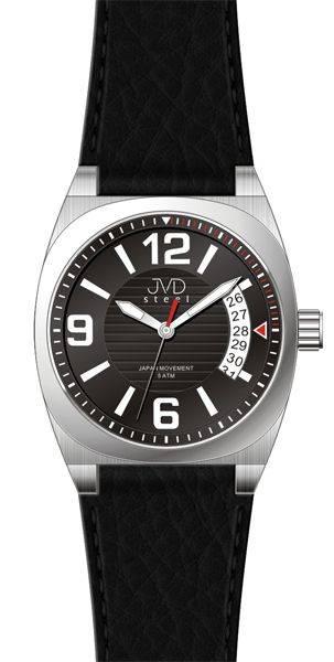 pánské hodinky, Náramkové hodinky JVD steel J1050.1 J1050.2.3