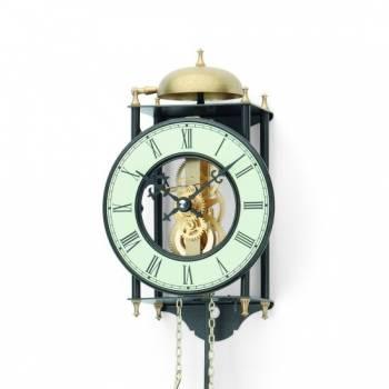 Originální mechanické kyvadlové kovové hodiny AMS 301, hodiny na zeď AMS 302 AMS 302